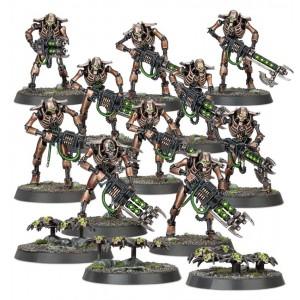 40K Necrons Warriors