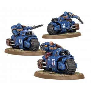 40K Space Marines Outriders