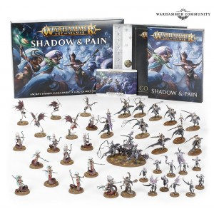 AoS Shadow and Pain (limited box set)