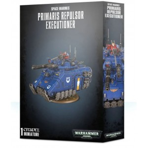 40K Space Marines primaris repulsor executioner