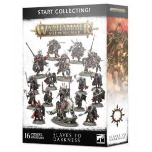40K Start collecting! Slaves to darkness