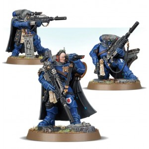 40K Space Marines primaris eliminators