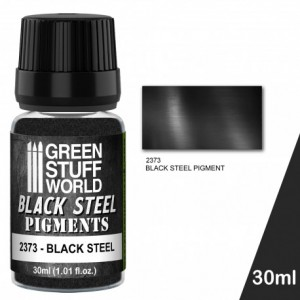 Pigment Black Steel