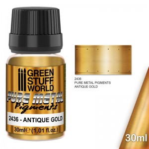 Pigment Metal Antique Gold - metaal oud goud