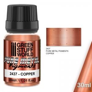 Pigment Metal Copper - metaal Koper