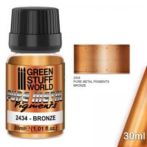 Pigment Metal Bronze - metaal brons