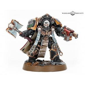 40K Terminator Chaplain Tarentus