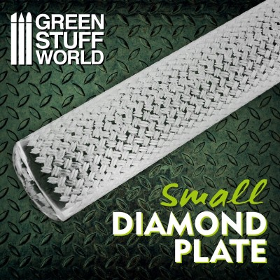 Rolling pin Diamond small - figuur roller Diamant small
