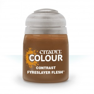 Contrast Fyreslayer Flesh (18ml)