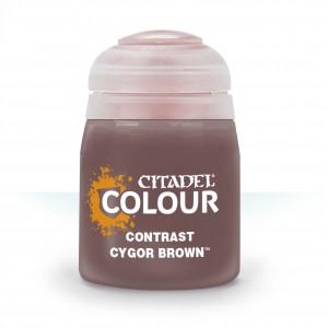 Contrast Cygor Brown (18ml)