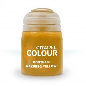 Contrast: Nazdreg Yellow (18ml)