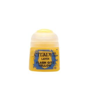 Layer Flash Gitz Yellow (12ml)
