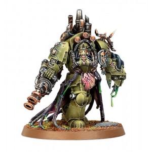 40K Death guard Lord of Virulence