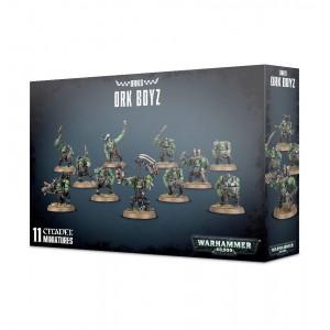 40K Ork boyz