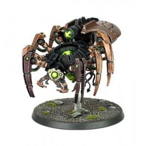 40K Necrons Canoptek Spider