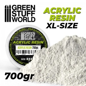 Acryl resin 700gr