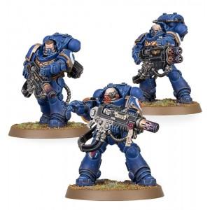 40K Space Marines primaris eradicators