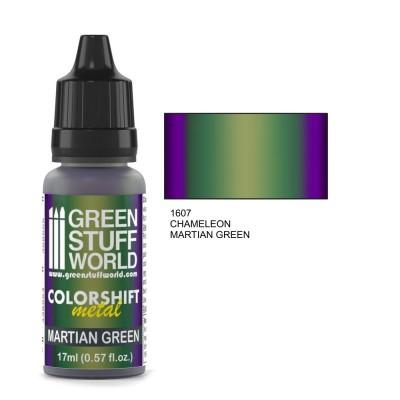 Martian Green 1607 chameleon colorshift 17ml