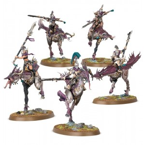 AoS Hedonites of Slaanesh Slickblade Seekers