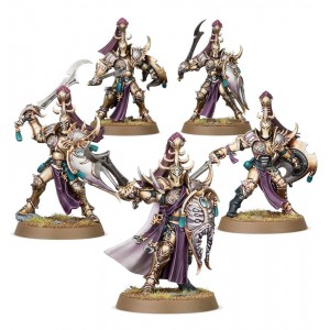 AoS Hedonites of Slaanesh Myrmidesh painbringers