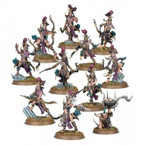 AoS Hedonites of Slaanesh Blissbarb Archers