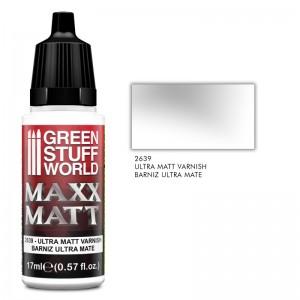 Maxx Matt Varnish - Ultramate 17ml