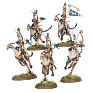 AoS Lumineth Vanari Dawnriders
