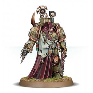 40K Death guard Scribbus Wretch the Tallyman