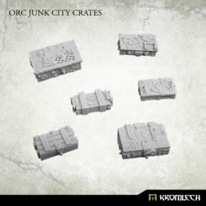 Orc Junk City Crates (6st)