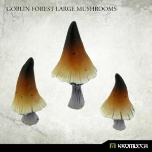 Goblin Forest Large Mushrooms (3st)