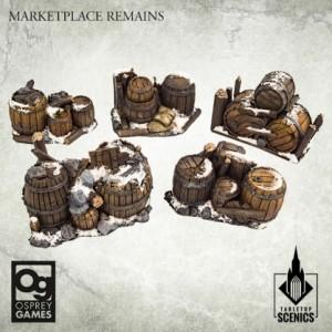 Marketplace Remains [Frostgrave] (5st)