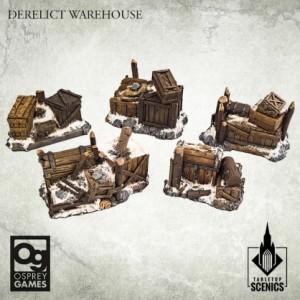 Derelict Warehouse [Frostgrave] (5st)