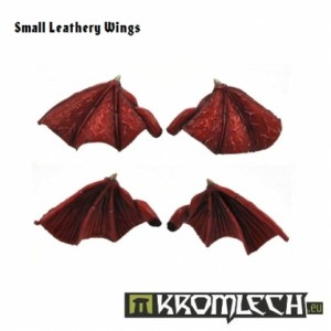 Small Leathery Wings (6st)