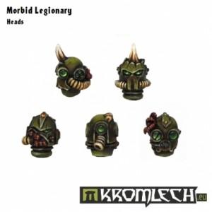 Morbid Legionary Heads (10st)