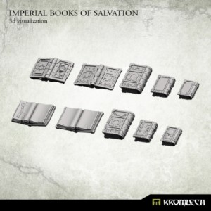 Imperial Books of Salvation (10st)