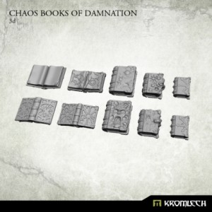 Chaos Books of Damnation (10st)