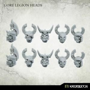 Gore Legion Heads (10st)