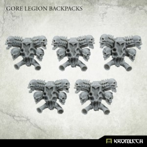 Gore Legion Backpacks (5st)