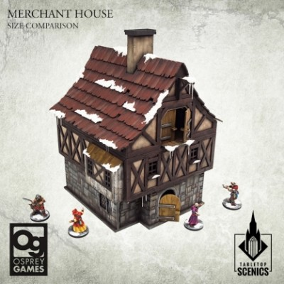 Merchant House (Frostgrave 2.0)