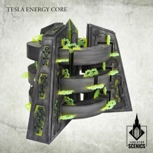 Necropolis Tesla Energy Core