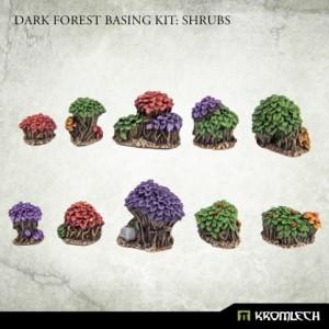 Dark Forest Basing Kit: Shrubs (10st)