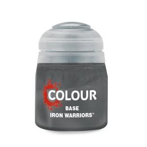 Base: Iron Warriors 12ml