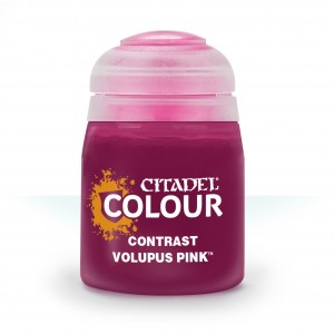 Contrast: Volupus Pink 18ml