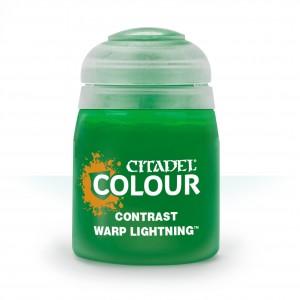 Contrast: Warp Lightning 18ml