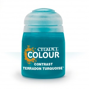 Contrast: Terradon Turquoise 18ml