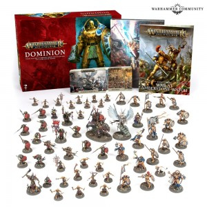 Reservering Age of Sigmar Dominion