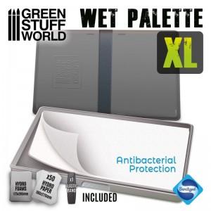 Wet Palette (1 palette/2 foam sponzen/50 vellen)
