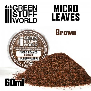 Scatter foliage - strooi blad (fris groen)