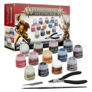 Age of Sigmar Paints & tools set