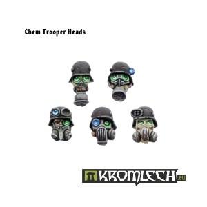 Punk Orcs Heads (10st)
